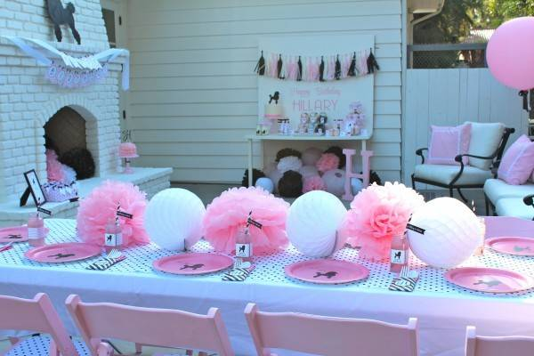 Birthday Party Ideas Year Olds Girl