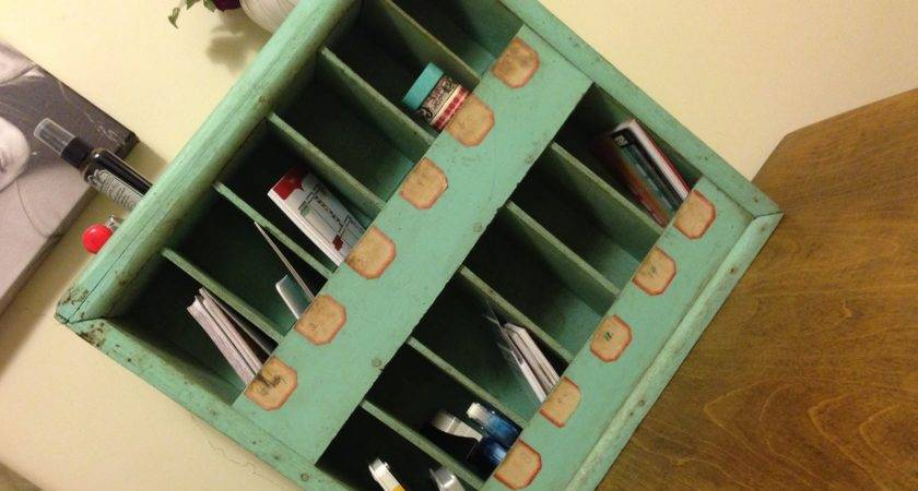 Black Tag Diaries Antique Love Mail Sorter Obsession