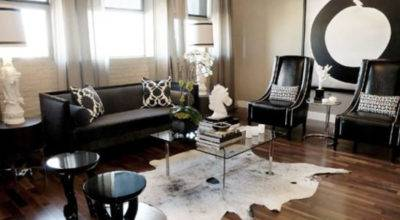 Black White Home Decorating Ideas