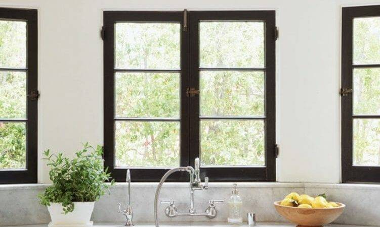 Black Window Trim Modernize