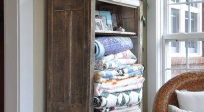Blanket Storage Ideas Remodel Decor