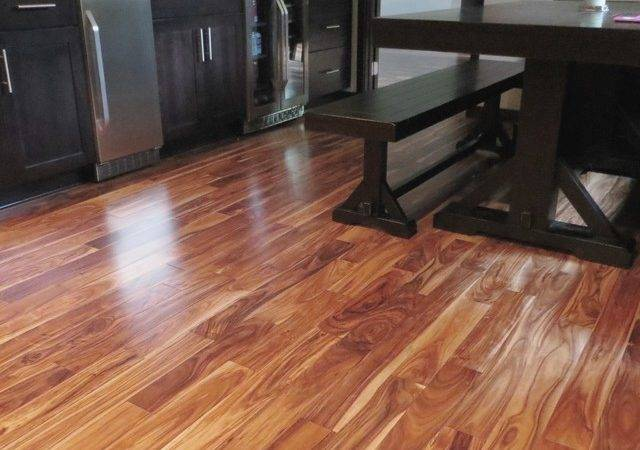 Blonde Hardwood Floors Wood