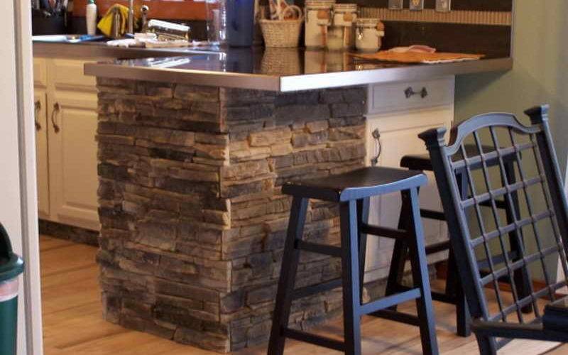 Bloombety Bar Top Ideas Diy Cool Color