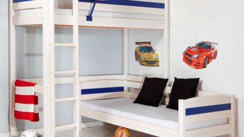 Bloombety Ikea Cool Kids Bunk Beds