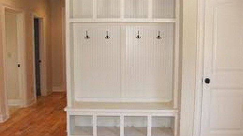 Bloombety Ikea Mudroom Design Ideas