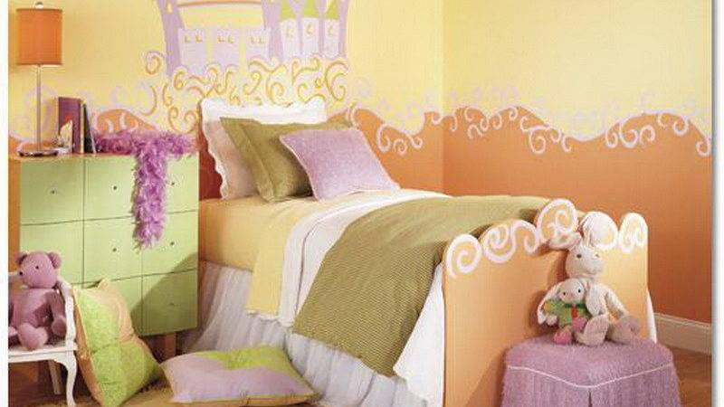 Bloombety Kids Painting Large Room Ideas