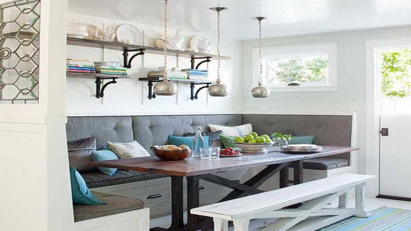 Bloombety Stylish Ikea Banquette Design Ideas Wood