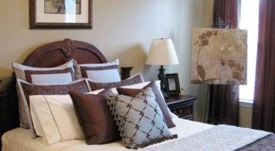 Blue Brown Bedroom Decorating Ideas Dream House