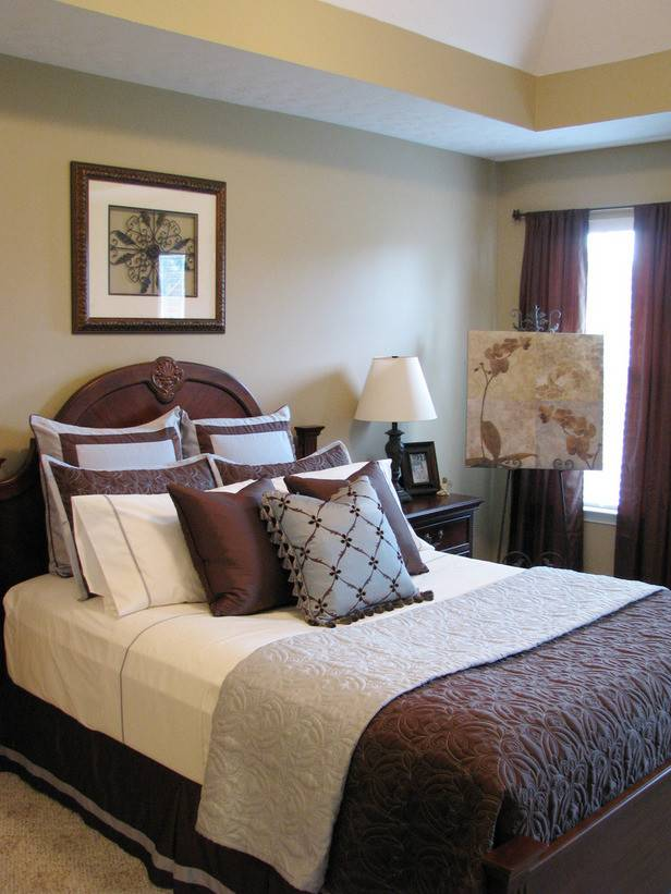 Impressive 19 Blue And Brown Bedroom For Your Perfect Needs Gabe Jenny Homes