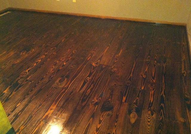 Blue Ridge Surplus Knotty Pine Flooring Part Finished