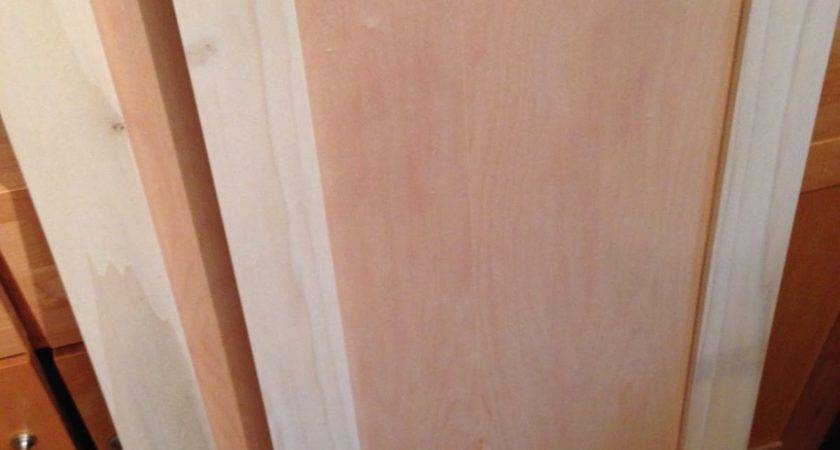Blue Roof Cabin Diy Pantry Cabinet Using Custom Doors