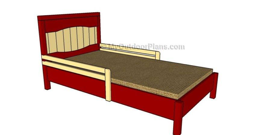 Book Toddler Bed Woodworking Plans Spain James
