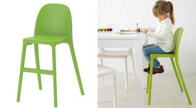 Booster Seat Roundup Toddler Friendly Dining Chair