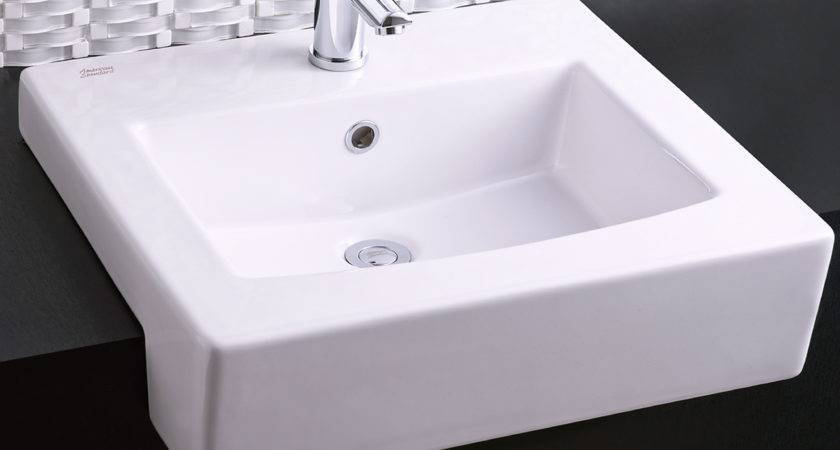 Boxe Semi Countertop Bathroom Sink American Standard