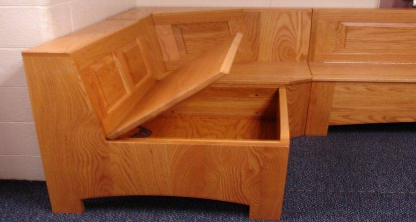 Breakfast Corner Bench Kitchen Nook Benches Storage