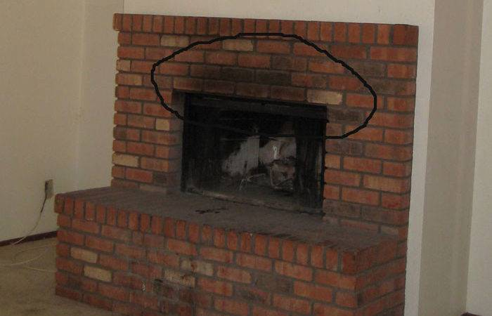 Brick Fireplace Stain Myideasbedroom