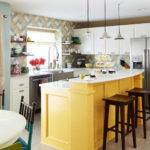 Bright Kitchen Ideas Color