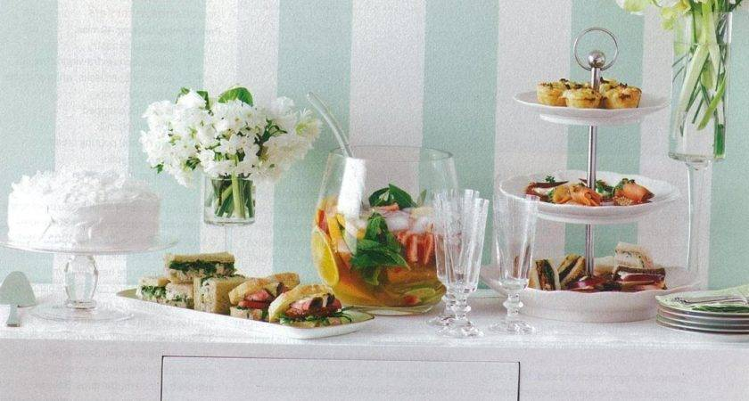 Buffet Table Decorating Fence Ideas Prepare