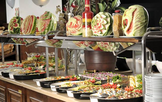 Buffet Table Decorating Ideas Home Design