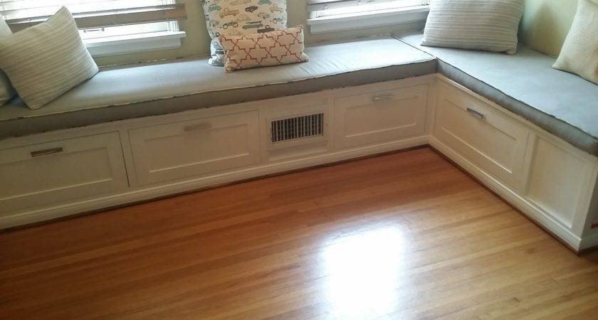 Build Banquette Seating Theoakfin