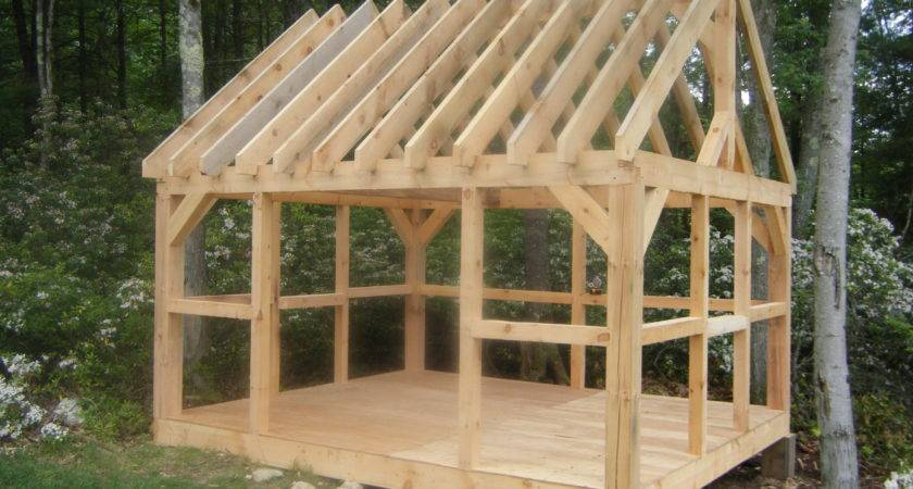 Build Barn Shed Basics Building Your Own