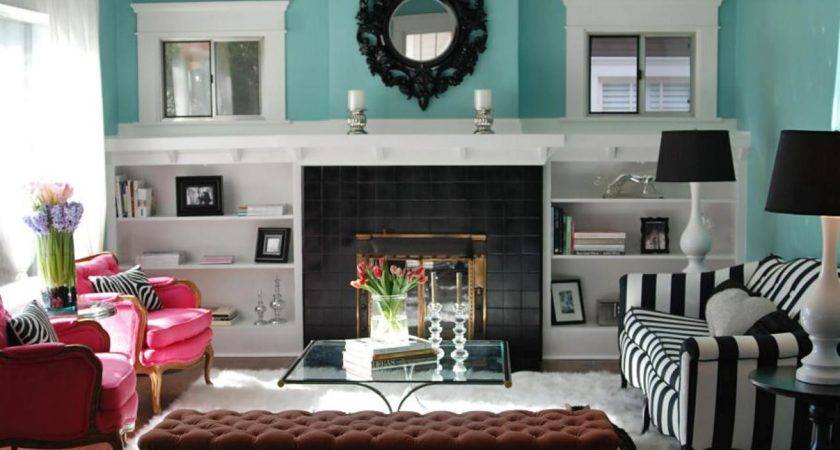Build Bookshelves Around Fireplace Hgtv
