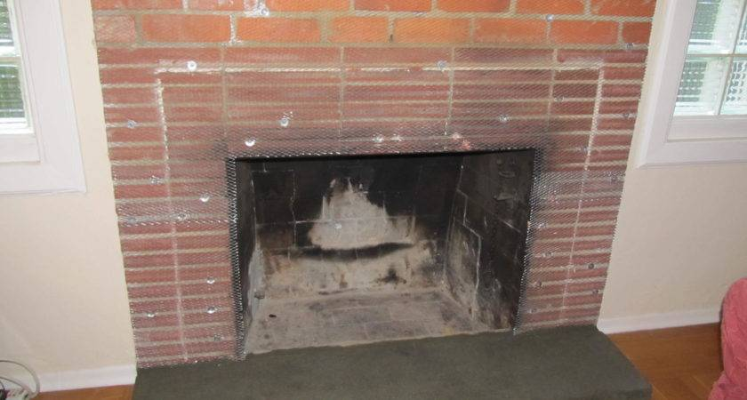 Build Brick Fireplace Surround Design
