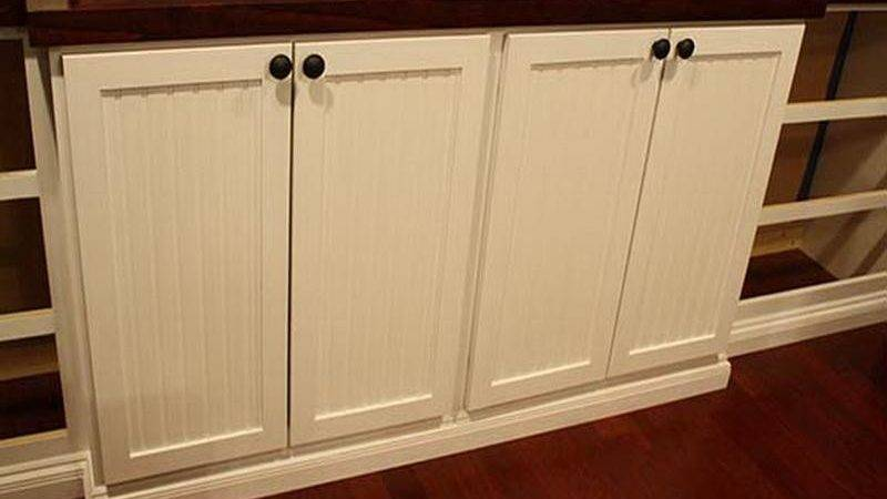 Build Cabinet Doors Storage Cabinets