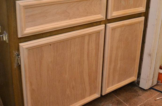 Build Cabinet Doors Without Router Cabinets