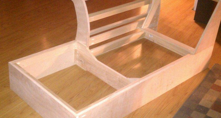 Build Chaise Frame Scratch