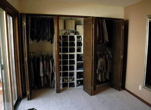 Build Closet Into Corner Room Tos