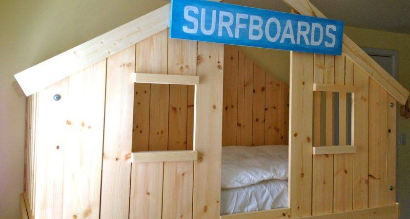 Build Clubhouse Fort Bed Jaime Costiglio