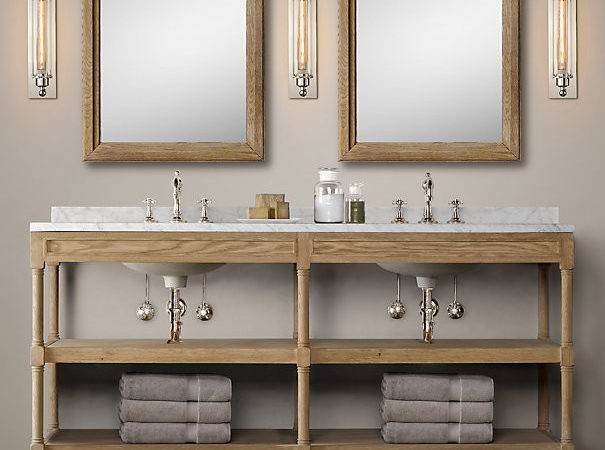 Build Custom Vanity Without Price Tag