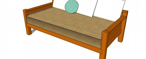 Build Day Bed Howtospecialist