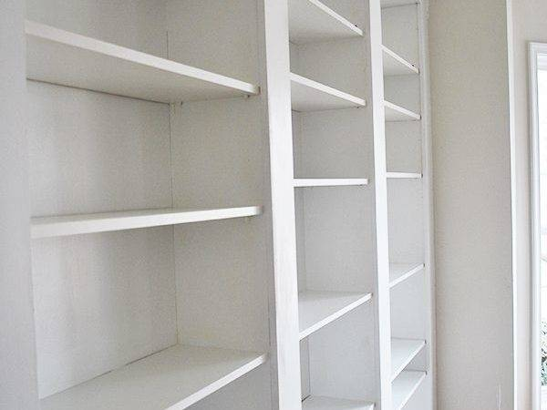 Build Diy Built Bookcases Ikea Billy
