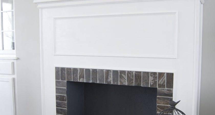 Build Faux Fireplace Matsutake