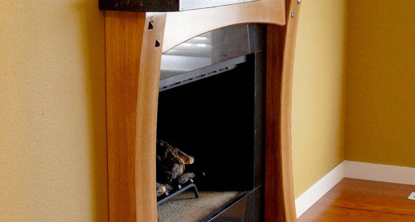 Build Fireplace Surround Gas