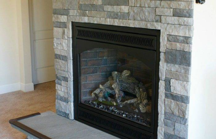 Build Floating Fireplace Mantle Binkies