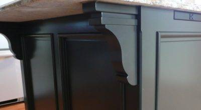 Build Kitchen Island