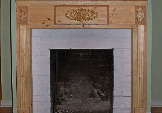 Build Mantel Surround Plans Diy