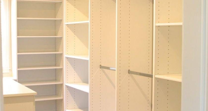 Build Out Closet Best Building Ideas