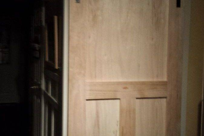 Build Pantry Barn Door Hometalk