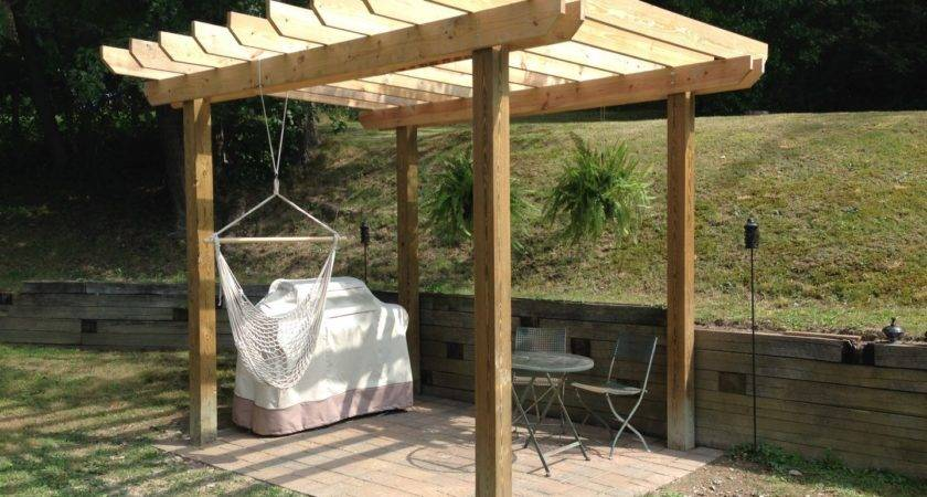 Build Pergola Coreyms