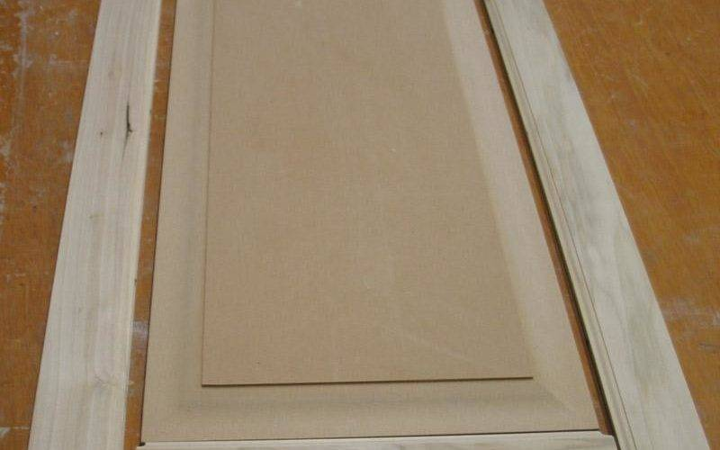 Build Plain Cabinet Doors