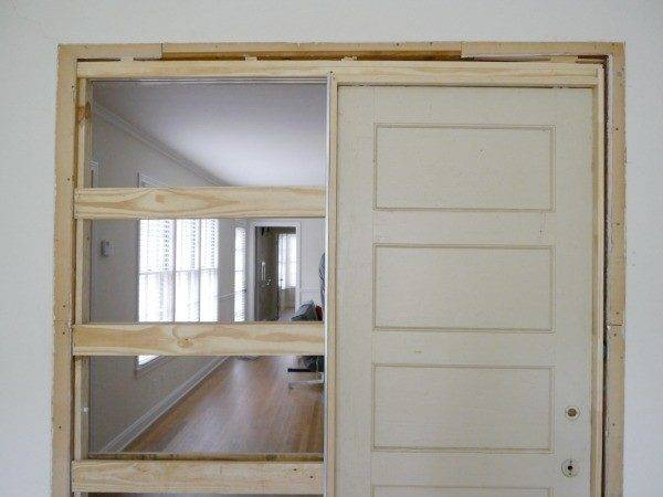 Build Pocket Door