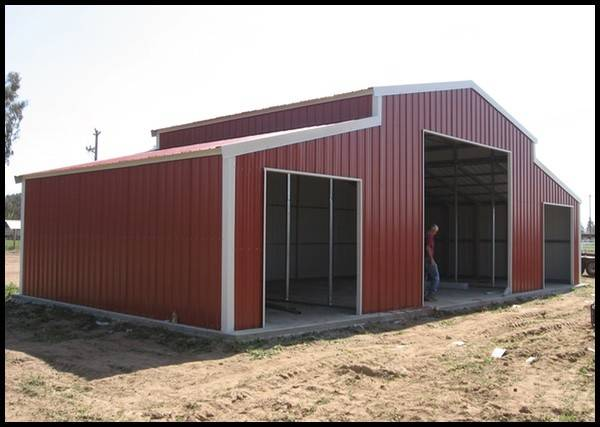 Build Pole Barn Country Wide Barns