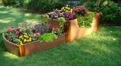 Build Raised Garden Bed Clever Landscaping Ideas
