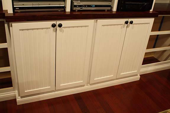 Build Shaker Style Cabinet Doors