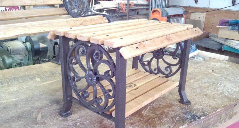 Build Side Table Logfurniturehowto