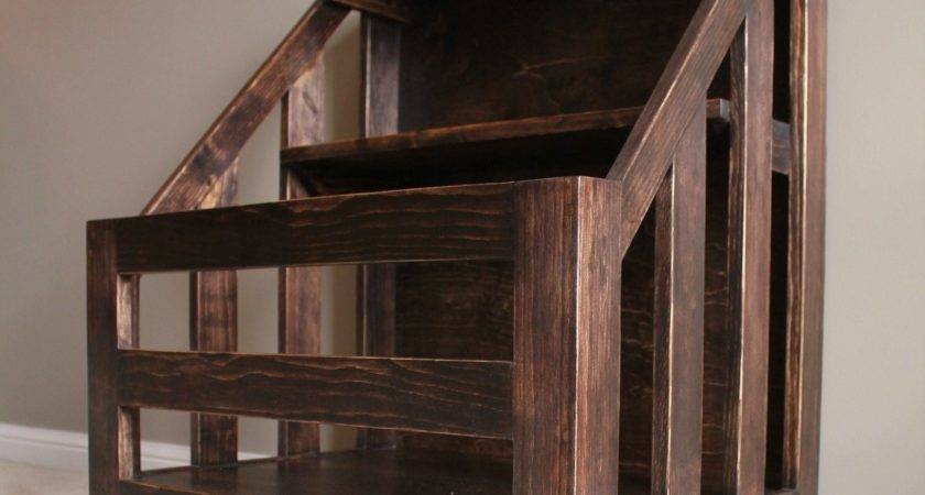 Build Simple Bookcase American Hwy